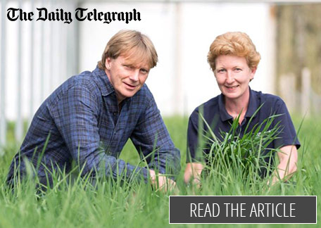The Telegraph plant hunter takes us behind the scenes