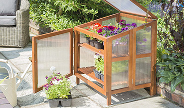 Cold frames & grow houses