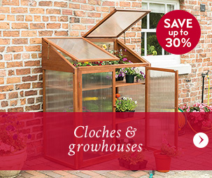 Cloches & growhouses