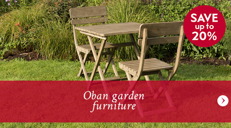 Oban garden furniture
