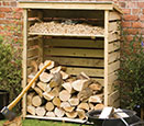 Bin & log storage