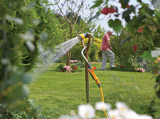 Watering cans & hoses