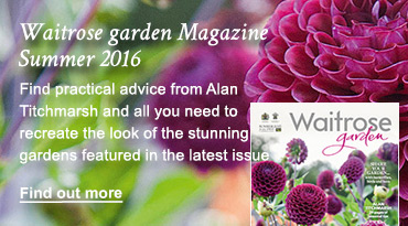 Waitrose garden Magazine Summer 2016