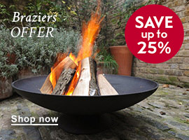 Braziers & fire pits