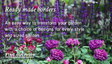 Ready-made borders