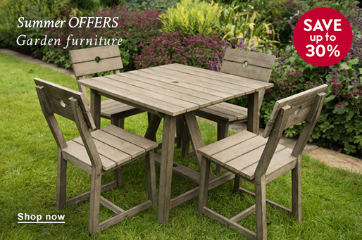 Summer OFFERS Garden furniture
