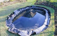 picture of pond liner