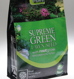 Click to view product details and reviews for Rhs Supreme Green Lawn Seed With Rootgrow Rhs Empathy Lawn Seed With Rootgrow.