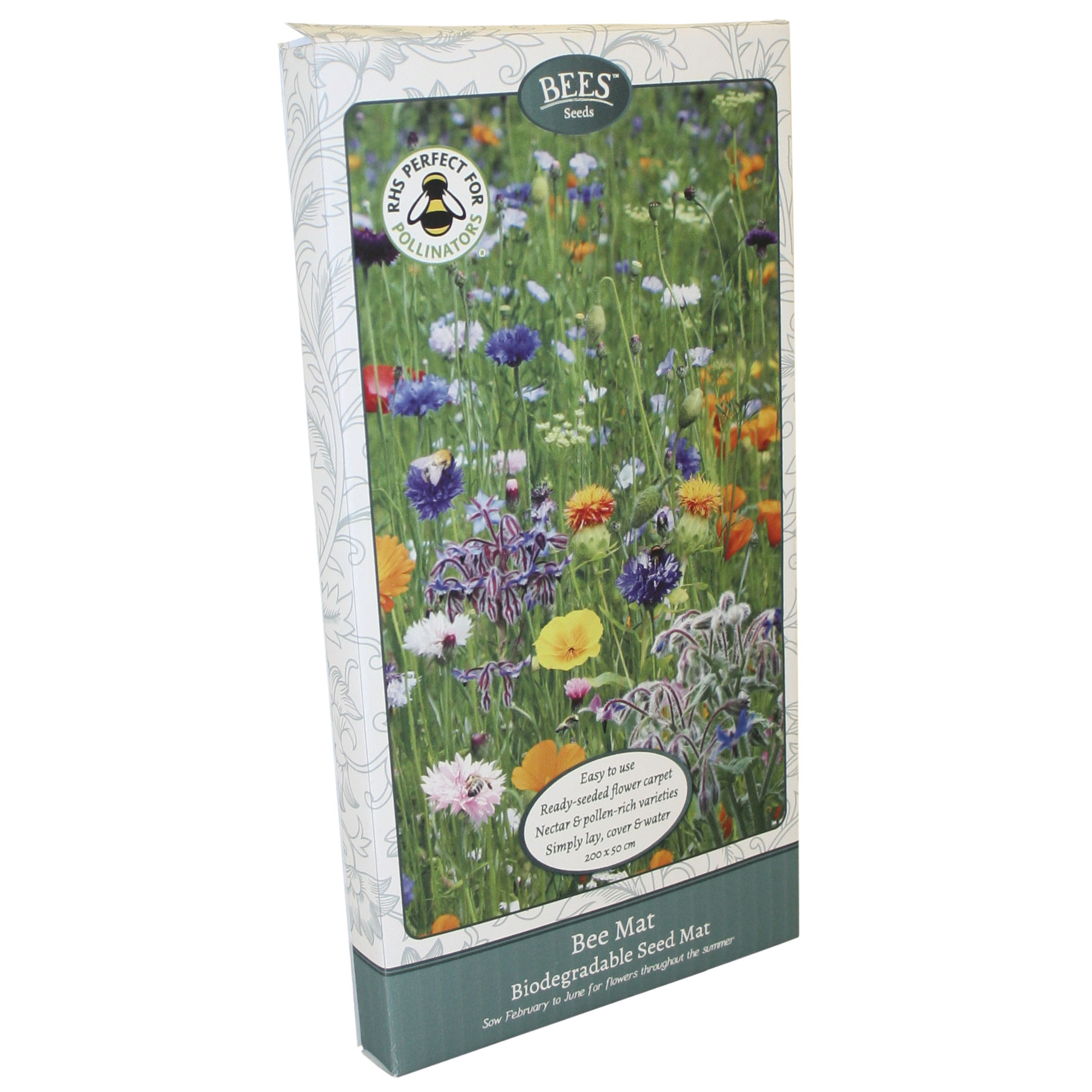 Buy Bees Seeds Seed Mat Bee Mat Seed Carpet Delivery