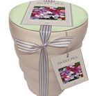 Sweet pea 'Little Sweetheart' and ceramic pot gift set