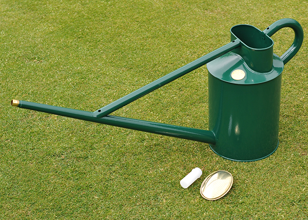 Buy haws professional 2 gallon watering can delivery by waitrose garden in association with crocus Long reach watering can