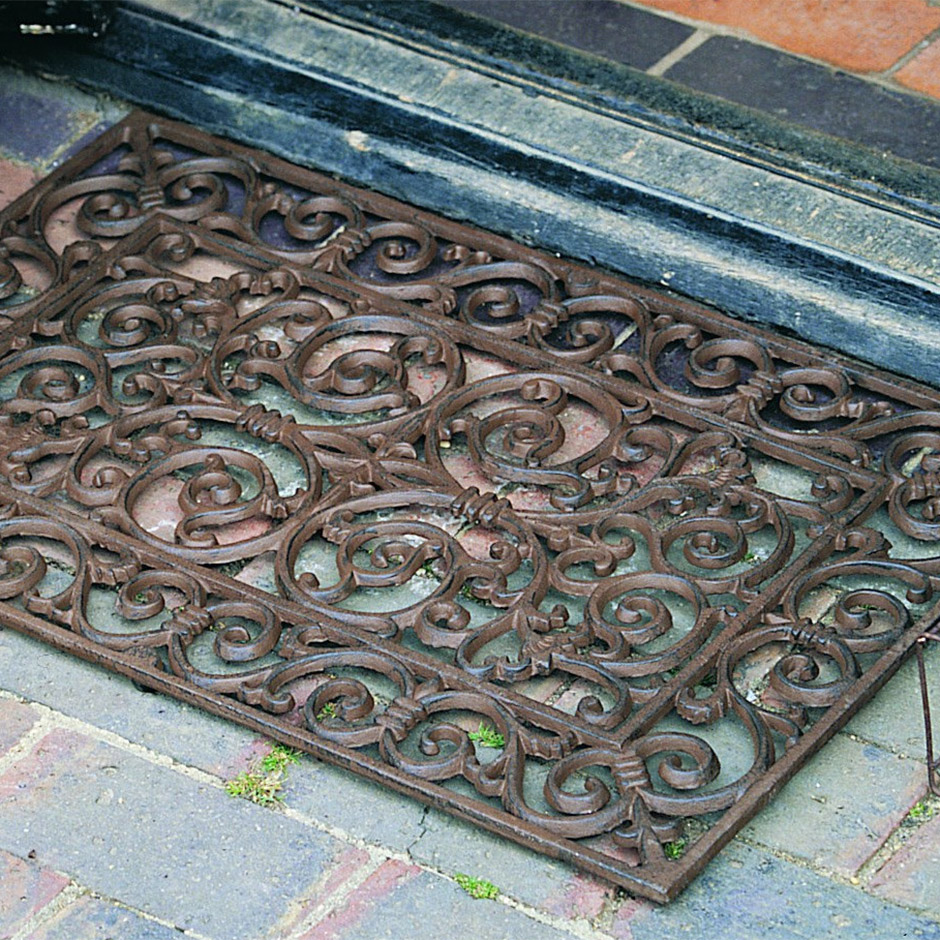 Buy Cast Iron Doormat