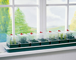 Super 7 windowsill electric propagator