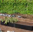 Mini raised bed - extension kit