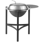 Dancook 1900 charcoal barbecue complete with Side Table