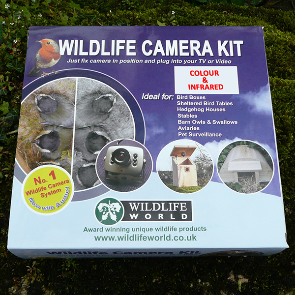 Wildlife habitats - colour camera system