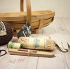 Sussex trug gift set