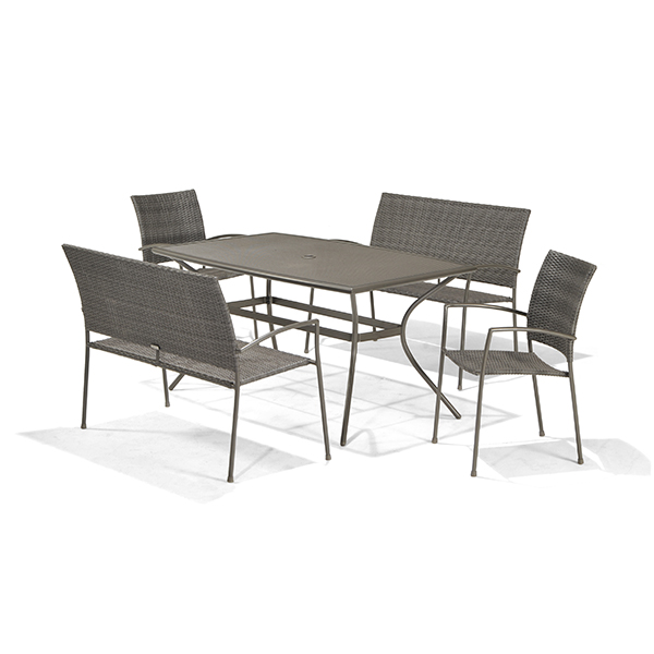 Juniper 6 seater dining set