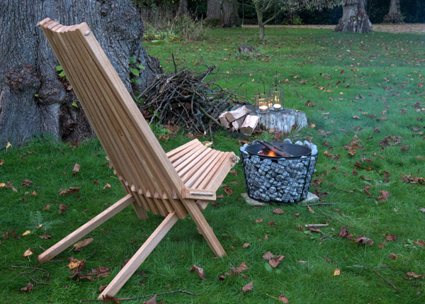 Nordeck chair oak