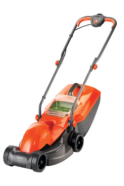 Flymo visimo electric rotary lawn mower