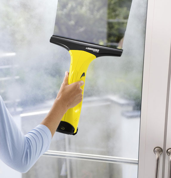 Buy karcher cordless window vacuum delivery by waitrose for Window karcher