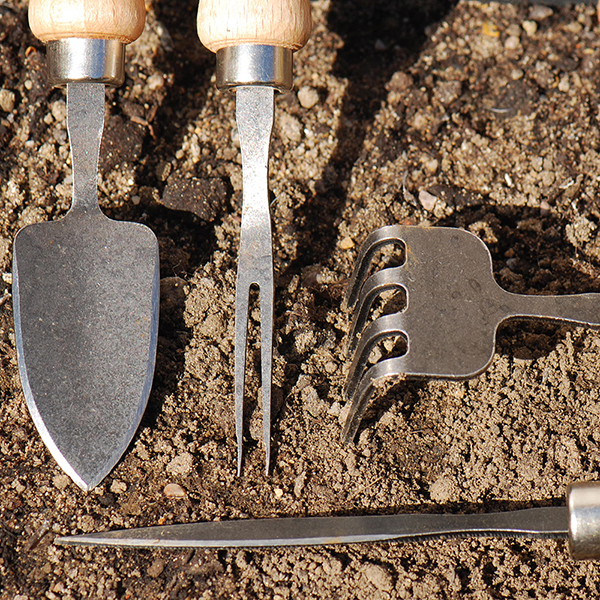 De Wit small propagating tools