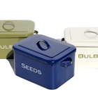Bulb and seed storage box