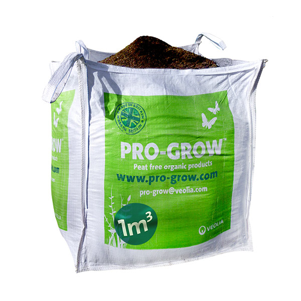 Buy pro grow peat free soil conditioner bulky bag for Compost soil bags