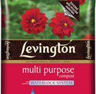 8 bags of levington multi purpose compost  - 70 litre bags