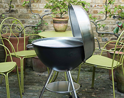 Click to view product details and reviews for Dancook 1400 Charcoal Barbecue.