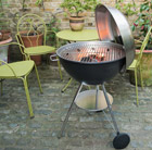 Dancook 1400 charcoal barbecue