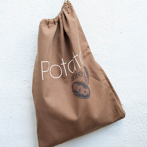 Potato store bag