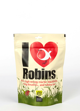 I love Robins seed mix