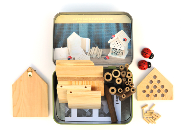 Buy Make Your Own Insect House Gift Set