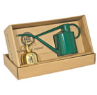 Haws watering can gift set