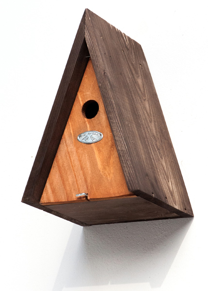 Blue tit box
