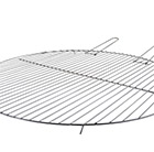 Grill for cast-iron brazier