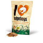 I love Hedgehogs feed