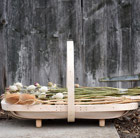 Sussex flower trug