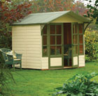 Eaton summerhouse