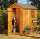 Modular shed 6ftx4ft