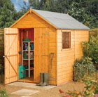 Modular shed 8ftx6ft