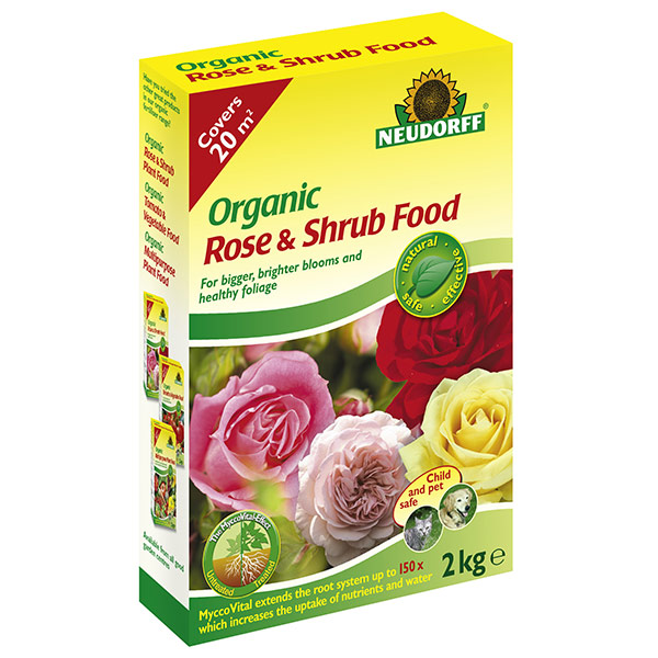Organic Plant Food For Roses