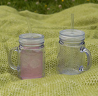 Insulated mason jar
