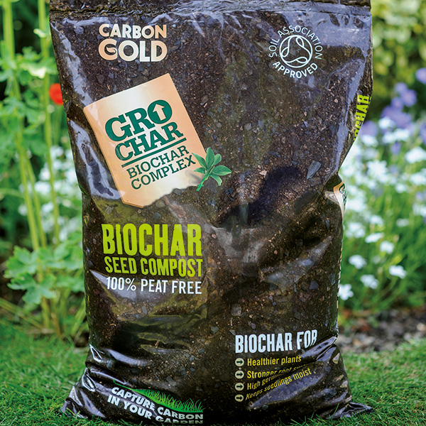 Organic seed compost