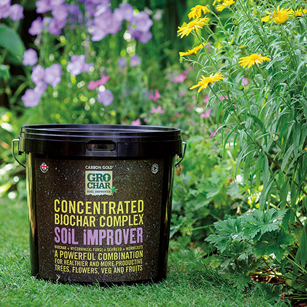 Buy organic soil improver delivery by crocus for Organic soil uk