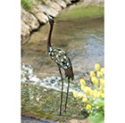 Ornamental heron