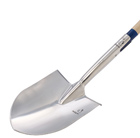 Pedigree round point spade