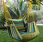 Swing hammock chair  - lime
