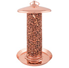 Copper nut feeder